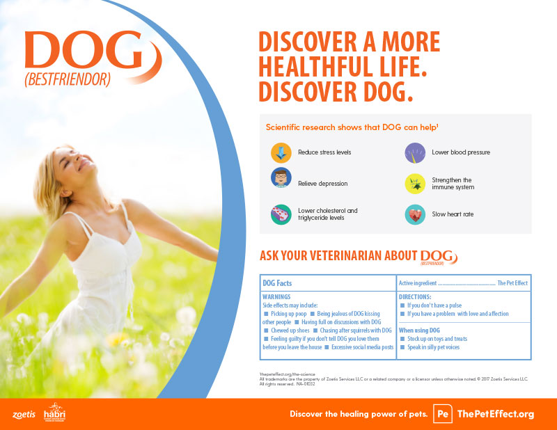 Ask your doctor if DOG is right for you.